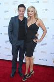Jessica Collins, Christian LeBlanc, Pacific Design Center, Emmy Awards
