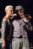 John Lee Hooker Jr and Mariza