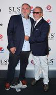 Jose Andres, Emilio Estefan, SLS Las Vegas