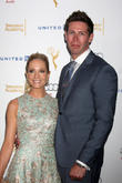 Joanne Froggatt and James Cannon