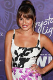 Lea Michele Celebrates 28th Birthday With Gourmet Dinner & Girls Night Out [Pictures]