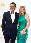 Ty Burrell, Holly Burrell, Nokia Theatre L.A. Live, Primetime Emmy Awards, Emmy Awards
