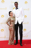 Chris Bosh and Adrienne Williams Bosh