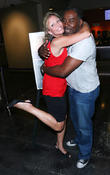 Ernie Hudson and Mary Jean Bentley