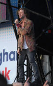 The Wanted, Jay McGuiness, Cofton Park