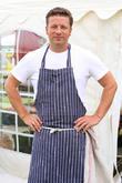 Jamie Oliver filming in Hove