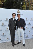 Paul Wesley and Emir Uyar