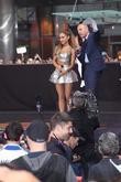 Ariana Grande, Matt Lauer