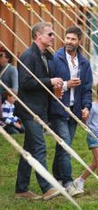 Jamie Oliver, David Coulthard, Alex James