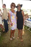 Gayle King and B.smith