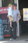 Eric Dane and Billie Beatrice Dane