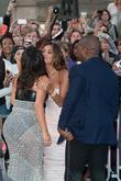 Kim Kardashian West, Kanye West, Nicole Scherzinger