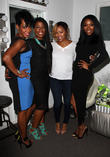 Tichina Arnold, Treiva Williams, Meagan Good and Brandy Norwood