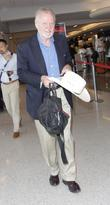 Jon Voight at Los Angeles International Airport (LAX)