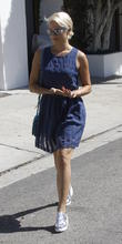 Dianna Agron out and about in Los Angeles