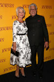 Helen Mirren and Om Puri