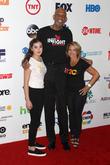 Hailee Steinfeld, Kareem Abdul-jabbar and Katie Couric