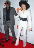 Diane Keaton, Morgan Freeman