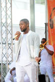 Usher performs live on 'Today'
