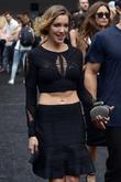 Katie Cassidy, New York Fashion Week