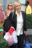 Tennis and Martina Navritalova