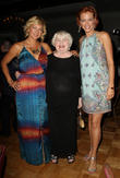 Zoë Bell, June Squibb and Kristanna Loken