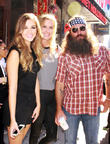 Sadie Robertson, Model/reality Star, 17, Korie Howard Roberston and Willie Roberston