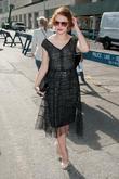 Holland Roden, New York Fashion Week
