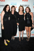 Isabella Hatkoff, Jane Rosenthal, Paula Weinstein, Hannah Rosenberg