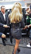 Jennifer Lopez and Fat Joe filming Jennifer Lopez's  new music video