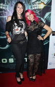 Veronica Bellino and Allison Iraheta