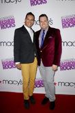 Salvador Camaren, Ross Matthews, Fashion Rocks
