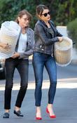 Nikki Reed and Cheryl Houston