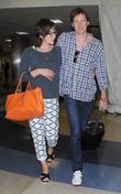 Milla Jovovich and Paul Anderson