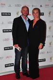 Samantha Janus and Mark Womack