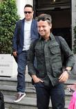 Anthony Mcpartlin and Declan