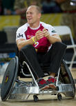 Mike Tindall, Queen Elizabeth Olympic Park
