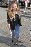 Jade Thirlwall of Little mix, London, London Fashion Week