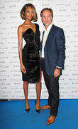 Jourdan Dunn and Marcus Wareing