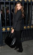 Izabel Goulart, London Fashion Week