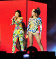 Nicki Minaj Debuts New Track With Skylar Grey At Mtv Emas