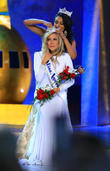 Kira Kazantsev and Miss America 2014 Nina Davuluri