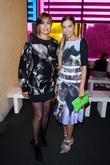 Yasmin Le Bon and Amber Le Bon