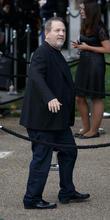 Harvey Weinstein, Albert Memorial, London Fashion Week