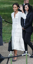Naomie Harris, Albert Memorial, London Fashion Week
