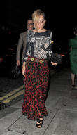 Bradley Cooper, Suki Waterhouse, Sienna Miller and Tom Sturridge pictured out for meal