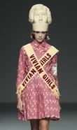 Mercedes-benz Madrid Fashion Week, Spring, Summer and Elena Rial