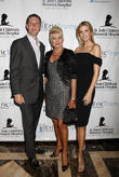 Eric Trump, Ivana trump and Ivanka trump
