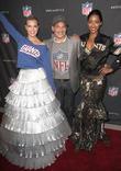 Phillip Bloch, Models and Betsy Johnson Dress left