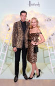 Mark Ronson and Charlotte Olympia
